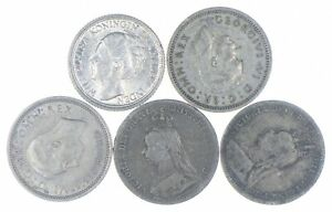 SILVER Collection Great Britain/Australian/New Zealand/Canada World Lot *248