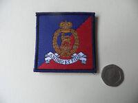 Adjutant Generals Corps [AGC]  Osprey/UBACS Unit ID Badge,  velcro backed patch.