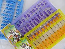 Chinois Couleur Abacus Calculatrice mathématique Apprentissage Instruction School Children