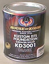 GALLON KD3001 DTS FOUNDATION PRIMER BLACK HOUSE OF KOLOR SHIMRIN 2