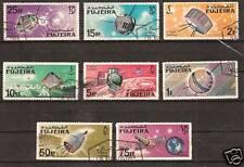 FUJEIRA # M: 70-7 Used SPACE EXPLORATION SATELLITES