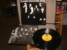FLAMIN' GROOVIES NOW. ORIGINAL RELEASE SRK 6059 FROM SIRE RECORDS RELEASED 1978.