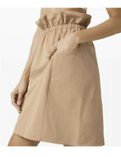 New With Tags Lululemon Trip Taker Tan Skirt Size 8 MSRP $88