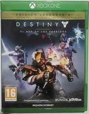 Destiny. El Rey de los Poseidos. Edicion Legendaria. Xbox One. Fisico. Pal Es