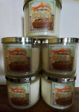 Bath and Body Works Honey Cinnamon Crumb Cake 3 Wick Candle x5 (Ships Same Day!)