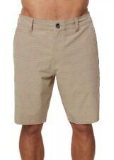 O'Neill Locked Stripe Hybrid Mens Shorts Size 34