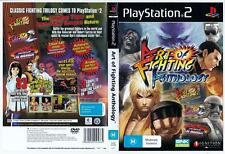 Art of Fighting Anthology - Playstation 2. Complete.