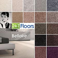 Bellaire Carpet - Soft Saxony Action Back Carpet by Associated Weavers 4m Widths
