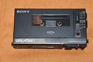 SONY WM-D6C Walkman Professional Cassette Player Recorder Working New belt