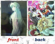 Yosuga no Sora / Carnival Phantasm poster poster Japanese Anime sexy