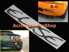 "2x 6"" 15.2cm Elise Decal Sticker Lotus S R SC 111 S1 S2 111R 111S touring sport"
