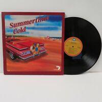 Summertime Gold 1984 Rock Funk / Soul Pop Vinyl LP Compilation