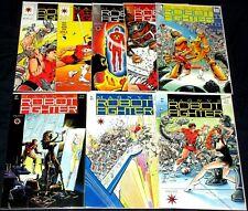 MAGNUS ROBOT FIGHTER #1,2,3,4,5,6,7,9 (NM) Valiant Comics 8 High Grade Issues