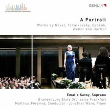 CD Emalie Savoy-A Portrait-ARD Music Comp.2015 (K2)