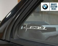 BMW E39 is in my Blood window sticker decals graphic