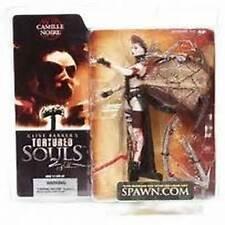 Spawn Clive Barker Tortured Souls 2 The Fallen Camille Noire figurine McFarlane