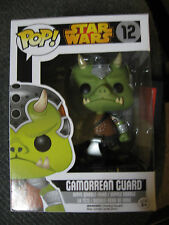 "STAR WARS GAMORREAN GUARD Funko Pop #12 (Vault Exclusive!) ""HOT"""