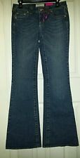 Candie's Juniors 3 Flare Leg Jeans retail $40 NEW WITH TAGS