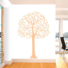 7 FT. Tree in MATTE FINISH Wall Decal Deco Art Sticker Mural in Color 712