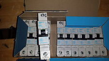 GE SERIES G 50A TYPE B, SINGLE POLE  MCB CIRCUIT BREAKER 50AMP BRAND NEW