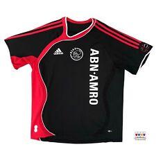 Ajax Amsterdam 2006/07 Away Soccer Jersey Medium Adidas