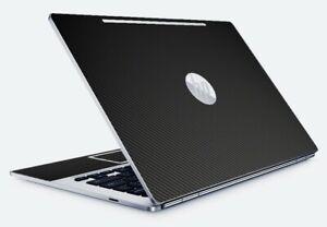 LidStyles Carbon Fiber Laptop Skin Protector Decal HP Chromebook 14 G3