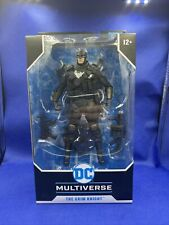 DC Multiverse The Grim Knight McFarlane Batman 7 inch Action Figure Brand New