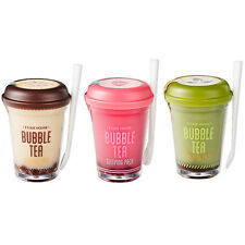 [Ship from USA] ETUDE HOUSE Bubble Tea Sleeping Pack 100g x 3pcs SET