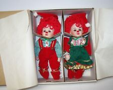 "RAG Dolls 12"" Jingles & Belle by MARIE OSMOND from the TWINS SERIES Limited"