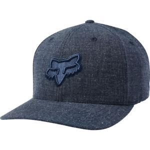 NEW Fox MX Transposition Midnight Flexfit Active Motocross Lifestyle Hat