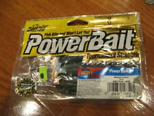 "Berkley SMTPH4-WM Powerbait Power Worms 4"" HAWG WATERMELON QTY 7 FISH LURE"