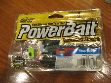 "Berkley SMTPH4-WM Powerbait Power Worms 4"" HAWG WATERMELON QTY 7 FISH LURE"
