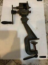 1928 Pexto Peck Stow Amp Wilcox 544 975 Bench Mount Edger Sheet Metal Tool