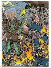 1994 Topps Mars Attacks Base Card (#67) Keith Giffen's Cover #1