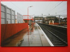 PHOTO  BUCKINGHAMSHIRE LEIGHTON BUZZARD RAILWAY STATION 1992