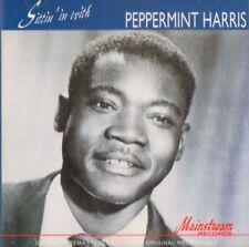 Peppermint Harris(CD Album)Sittin' In With-Mainstream-MDCD 907-1991-