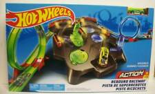 Hot Wheels Action Rebound Raceway Track Play Set with Car NEW