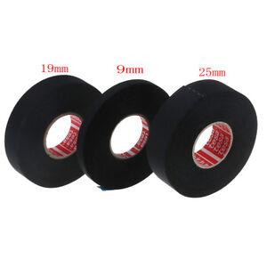 Tesa tape 51036 adhesive cloth fabric wiring loom harness 9mmx25m 19mmx25m  A*wk