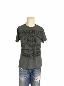 BAD BOY MMA T Shirt Large UFC / Pride / Bellator Fighting Combat Medium M
