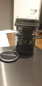 Minolta Af 135mm  F2.8 Lens