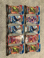Pokemon Sword And Shield Battle Styles - 10 TCG Booster Packs New Sealed In Hand