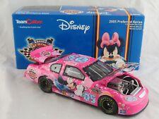 Team Caliber Preferred Minnie Mouse Daytona 500 2005 NASCAR 1:24 Scale