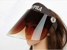 Hot Outdoor Anti-UV Sun Protection Visor Cap Hiking Golf Tennis Hat