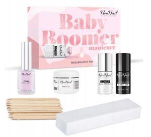 NeoNail Nagelstudio Starter Set Baby Boomer Set Nagellack Geschenkbox TOP