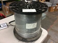 1000 Ft Belden  9934  9 Conductor 24 Ga Shielded Low Capacitance Cable 9C 24AWG
