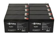 Replacement SLA battery for UPS Alpha Technologies Pinnacle 3000 RM Raion 8pack