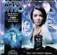 Orbis (Doctor Who: The New Eighth Doctor Adventures)... by Barnes, Alan CD-Audio