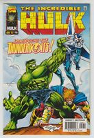 🔥INCREDIBLE HULK # 449  NM 9.4  KEY 1ST APP THUNDERBOLTS  CENTS  1997🔥