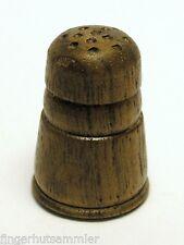 Fingerhut Thimble aus Holz