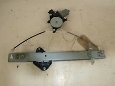 Subaru 2009 Forester Offside/right hand side rear window regulator